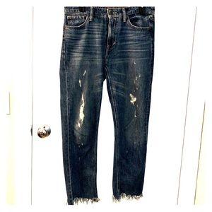 Lucky Brand Sienna Slim Boyfriend jeans size 4/27